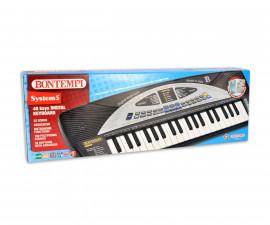 Детски музикален инструмент дигитален синтезатор Бонтемпи