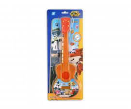 Детска музикална играчка испанска китара с 4 струни Bontempi 20 4069