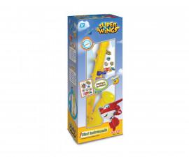 Детска музикална играчка саксофон с 4 цветни клавиша Bontempi 32 3969