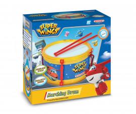 Детска музикална играчка барабан с две пръчки Bontempi 50 2569