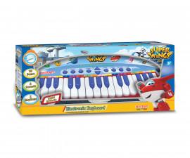 Детска музикална играчка електронен синтезатор с 31 клавиша Bontempi 12 3169