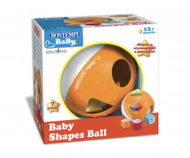Детска музикална играчка топка за сортиране Bontempi 70 0925