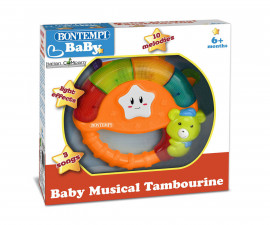 Детска музикална играчка дайре Bontempi 54 2125