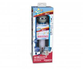 Музикален инструмент за деца безжичен микрофон с WiFi Bontempi 48 5100