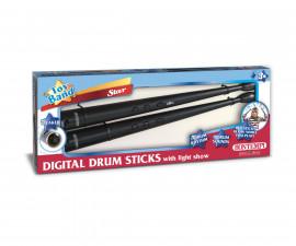 Музикален инструмент за деца - Дигитални палки за барабан Bontempi 540210