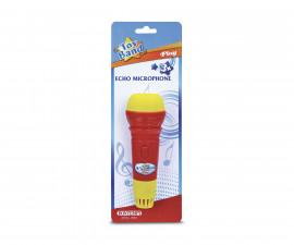 Музикална играчка за деца - Микрофон с ехо Bontempi 410100