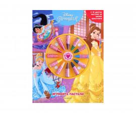 Детска занимателна книжка на Издателство Егмонт - Принцеса: Игривите пастели