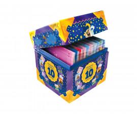 Детска книжка с приказки на Издателство Фют - Вълшебна библиотека: Приказки за лека нощ-10 книжки