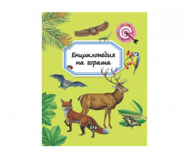 Енциклопедии на издателство Пан Енциклопедия на гората - Емили Бомон 9786192403706