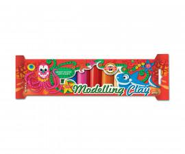 Комплект пластелин Koh-i-Noor, 10 цвята