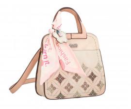 Дамска чанта Anekke Kimmidoll, 22 x 8 x 21 см., розова