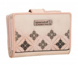 Дамски портфейл Anekke Kimmidoll, 14 x 2 x 10 см., розов