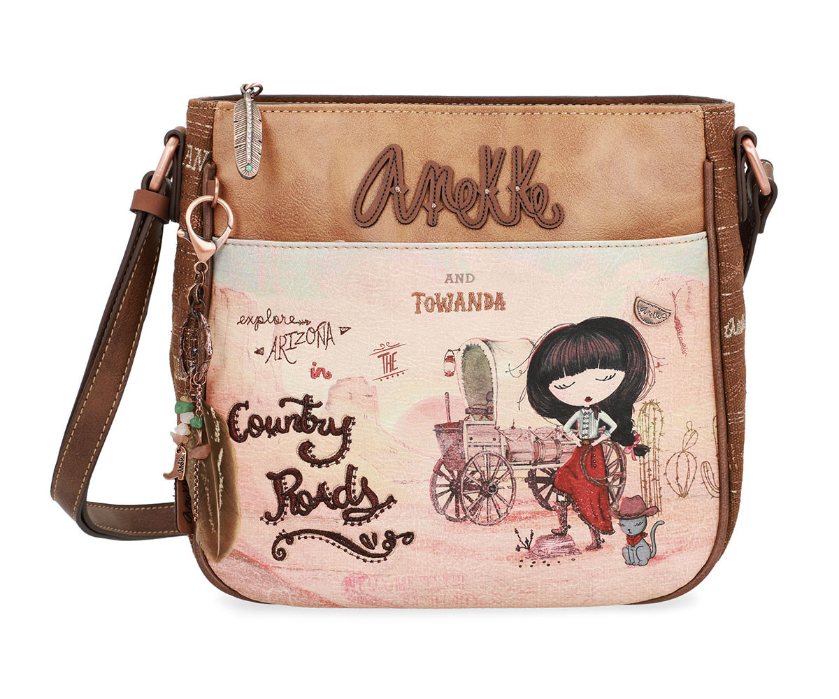 Дамска чанта Anekke Arizona, 28 х 10 х 23 см.