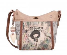 Дамска чанта Anekke Jungle, 24 x 12 x 26 см.