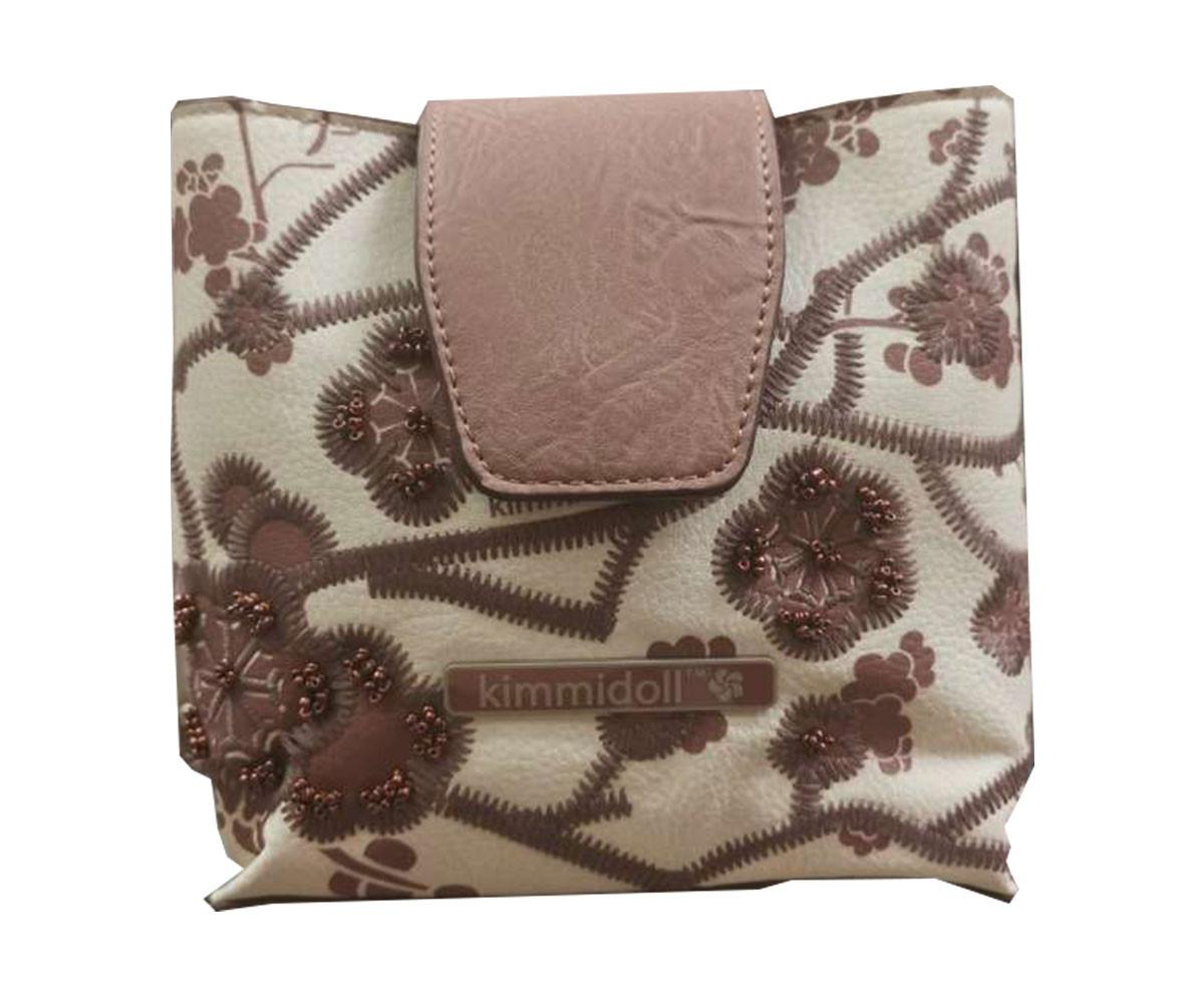 Дамска чанта Anekke Kimmidoll, 18 x 11.5 x 15.5 см., бежова