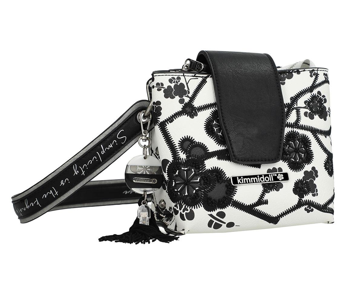 Дамска чанта Anekke Kimmidoll, 18 x 11.5 x 15.5 см., бяла