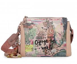 Дамска чанта Anekke Jungle, 23 x 4 x 18 см.