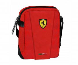 Чанта за рамо Ferrari Everyday, червена