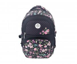 Детска чанта Street Flowers, 32x13x45 см.