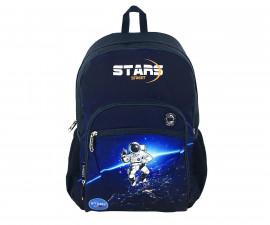 Детска ергономична чанта Street Stars, 31x15.5x43 см.