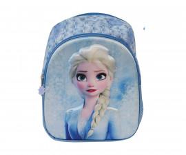 Детска чанта Frozen Ice Blue, 24.5x9.5x30 см.