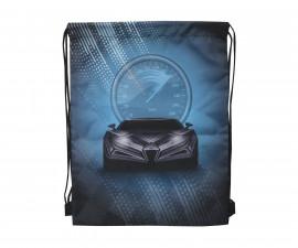 Детска спортна чанта Street Dark Racer, 32x41 см.
