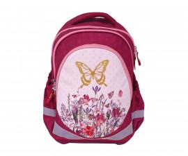 Детска ергономична чанта Street Butterfly, 31x19x41 см.