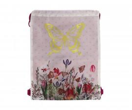 Детска спортна чанта Street Butterfly, 32x41 см.