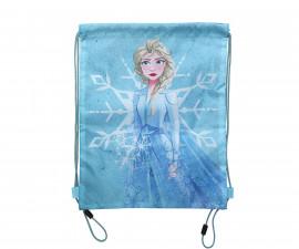 Детска спортна чанта Frozen Spirit of Nature, 32x41 см.