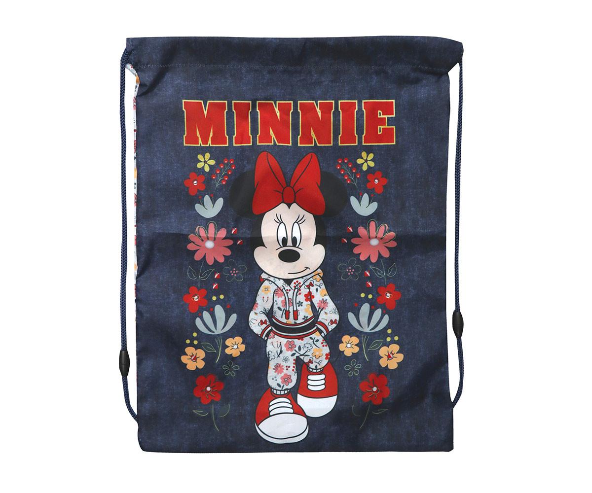 Детска спортна чанта Minnie Athletic, 32x41 см.