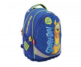 Детска ергономична чанта Scooby Doo, 31x18x45 см.