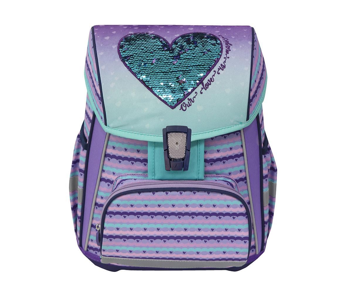 Детска анатомична чанта Heart, 32 x 25 x 38 см.