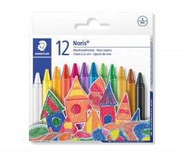 Ученически принадлежности пастели Staedtler Noris Club 220, 12 цвята 220 NC12