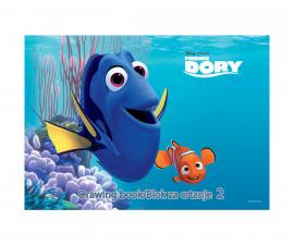 Скицник Disney Finding Dory No 2, А4, 10 листа