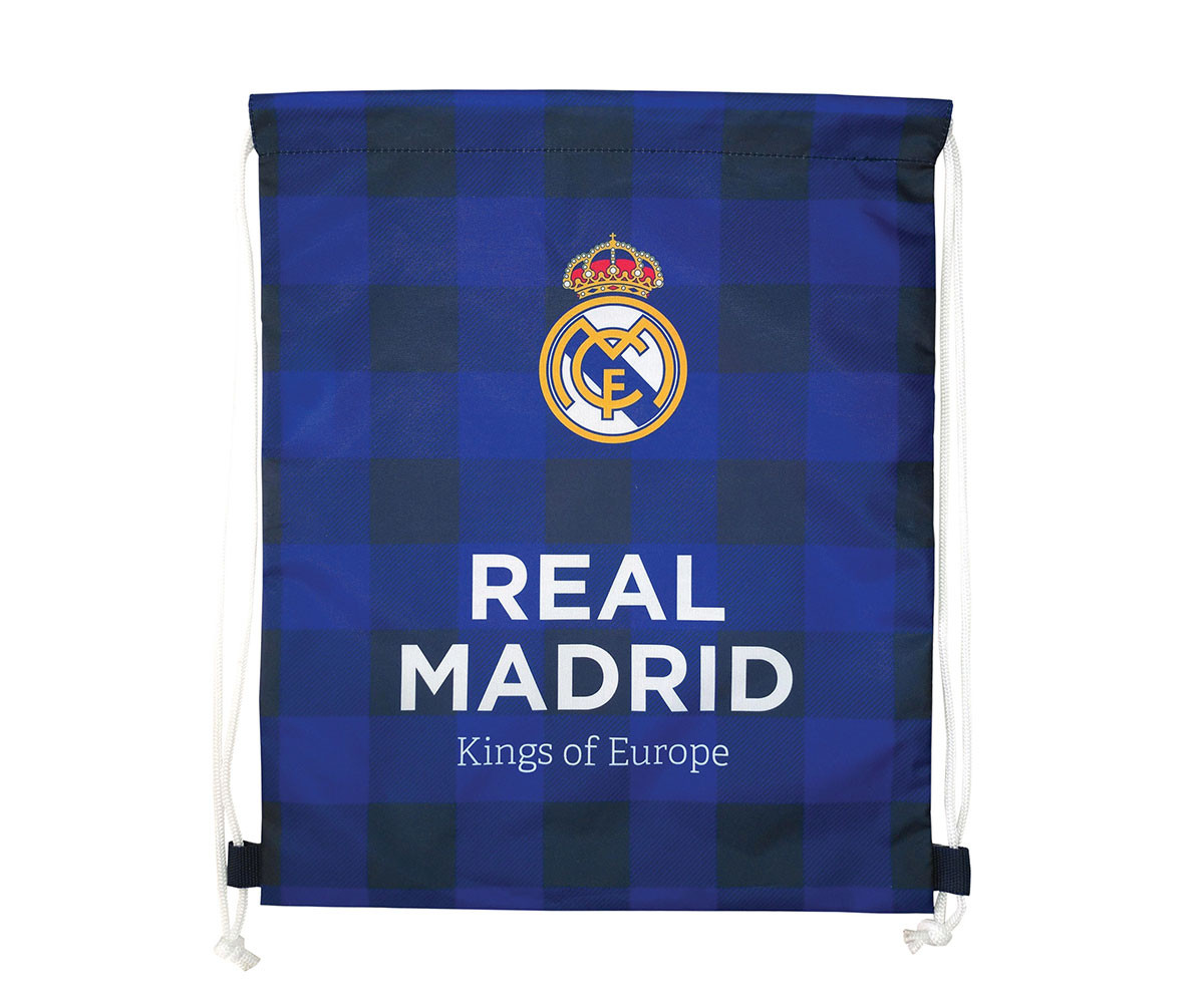 Детска спортна чанта FC Real Madrid 3