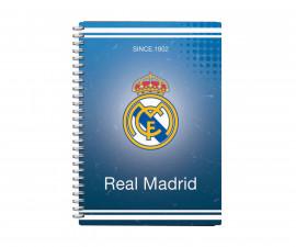Бележник със спирала FC Real Madrid