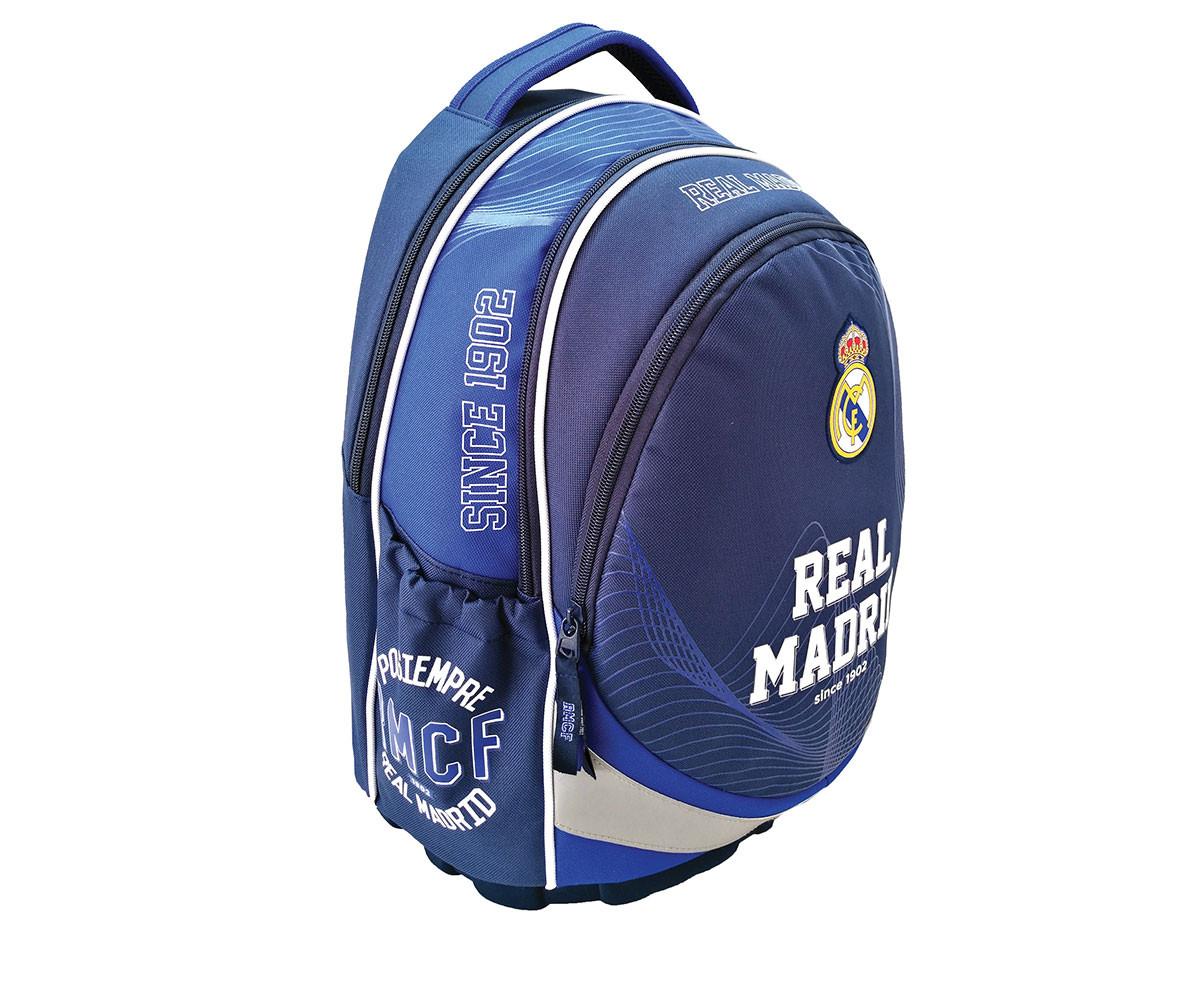 Детска ергономична чанта Real Madrid