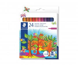 Флумастри Staedtler, 24 цвята