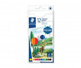 Ученически принадлежности цветни моливи Staedtler Design Journey, 12 цвята 146C C12