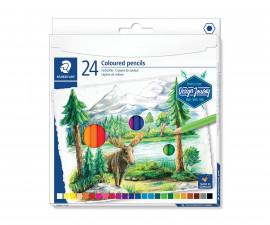 Ученически принадлежности цветни моливи Staedtler Design Journey, 24 цвята 146C C24
