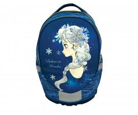 Детска ергономична чанта Frozen Believe in Miracles