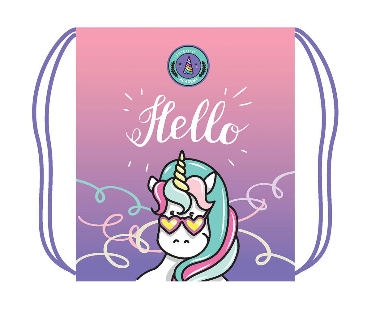 Детска спортна чанта Street Unicorn