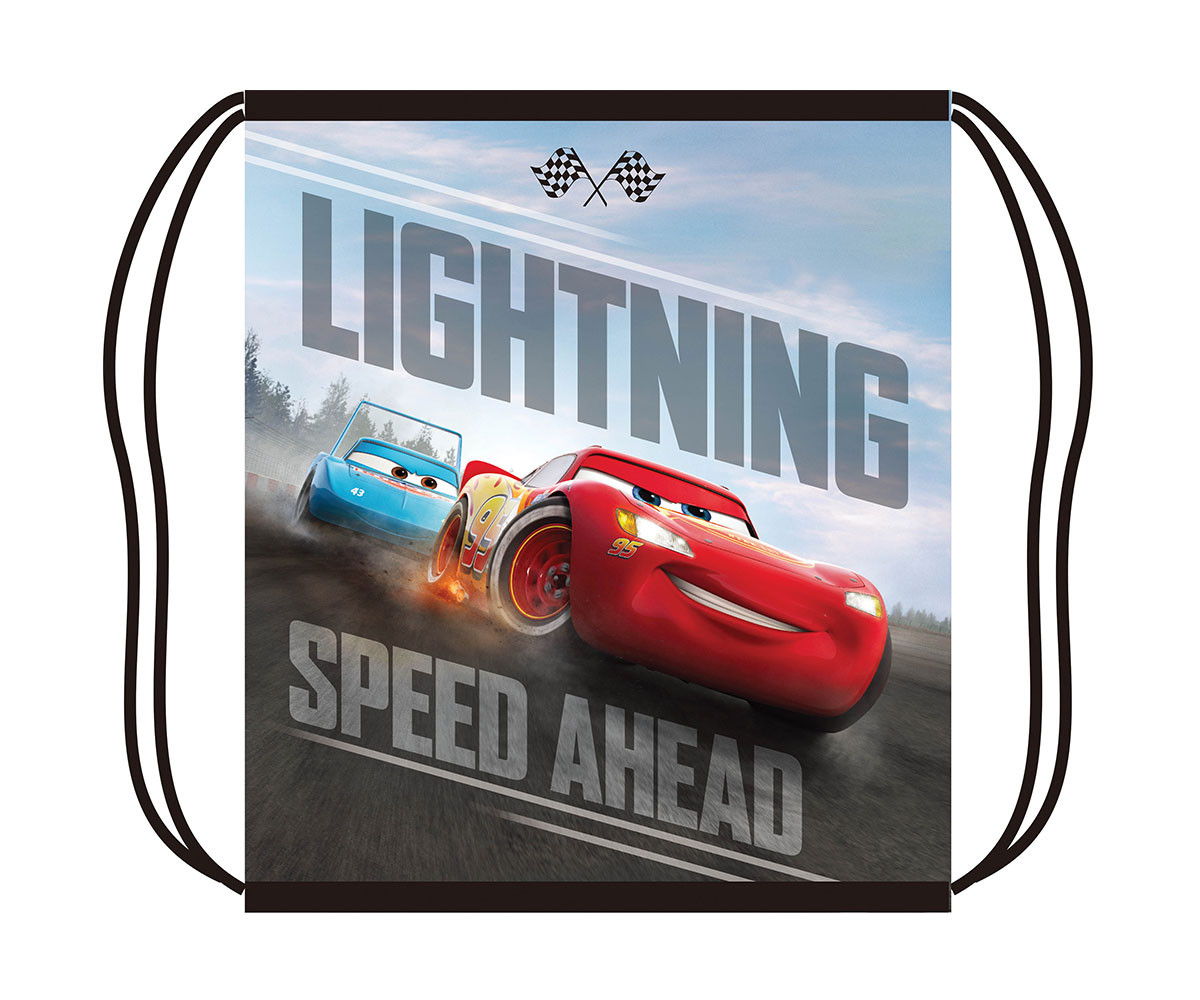 Детска спортна чанта Disney Cars Mc Queens