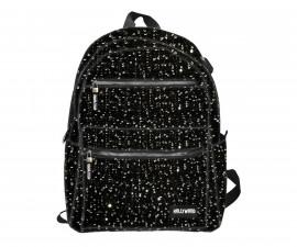 Детска чанта Hollywood, 31 x 15 x 10 см, черна