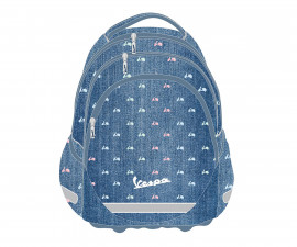 Детска ергономична чанта Vespa, 30 x 23 x 45 см