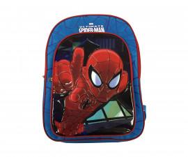 Детска чанта Спайдермен с две отделения