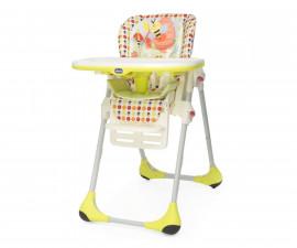 Бебешки столчета за хранене Chicco Gear Polly, Sunny