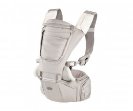 Ергономично кенгуру за бебе Chicco Gear 3в1 Hip Seat, Hazelwood
