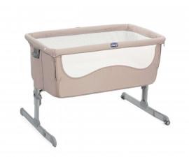 Chicco 0707933922 - Бебешка кошара с вкл. матрак Next 2 Me Crib Chick To Chick