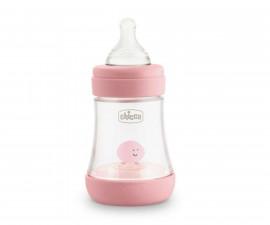 Бебешко шише Chicco Perfect5, PP, 150 мл, момиче